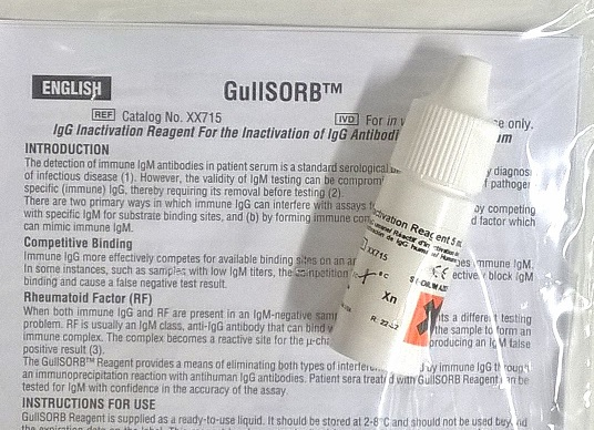 GullSORB® IgG Inactivation Reagent